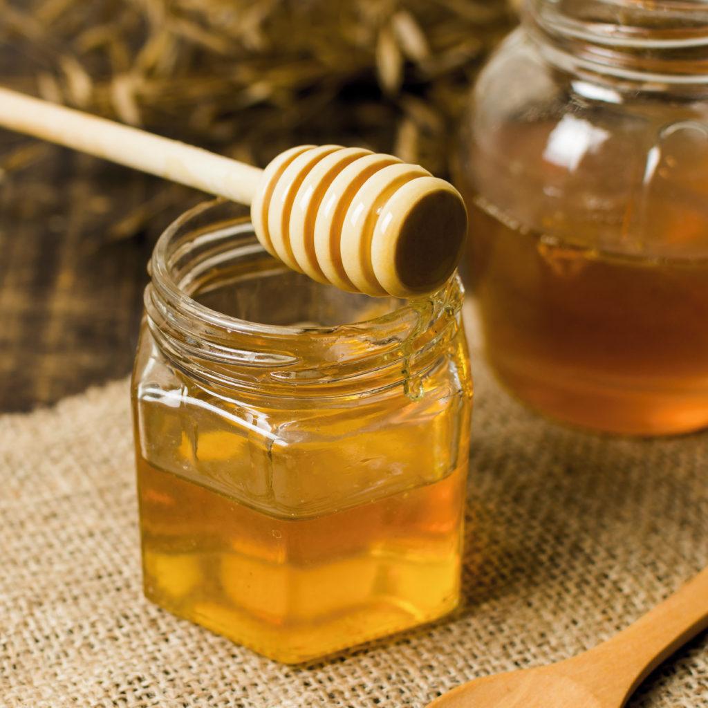 น้ำผึ้ง,6 สูตรหน้าใสไร้สิว