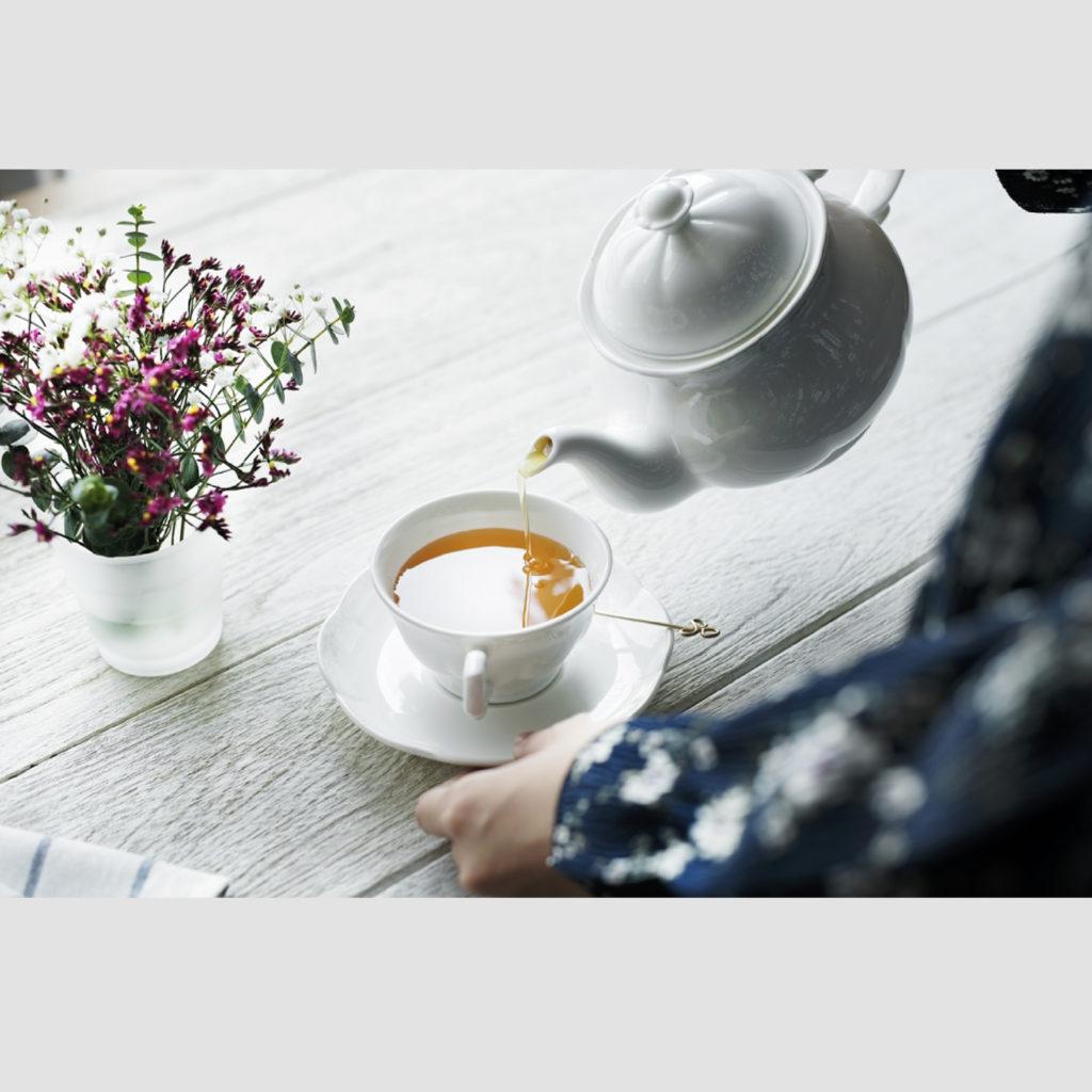 ไม่ควรดื่มชาหลังทานอาหาร